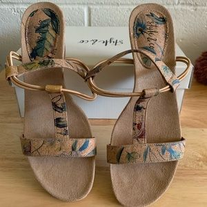 Sandal/Wedge